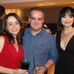 Andrea, Bernardo Maia E Suely Falcão