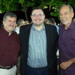 Antônio Henrique, Mozia Torgan E Inácio Arruda (2)