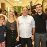 Arthur, Alessandra, Daniel, Andre E Davi Moura