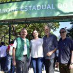Arthur Bruno, Manuela Nogueira, Inácio Arruda E Eduardo Alencar