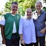 Arthur Bruno, Roberto Cláudio E Inácio Arruda