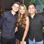 Arthur Girão, Nicole Gomes E Luiz Pacheco