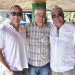 Beto Cavalcante, Paulo Cesar Norões E Márcio Meireles