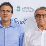 Camilo Santana E Arialdo Pinho (1)