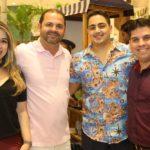 Carolina, Airton Oliveira, Rafael Pinto E Paulo Alves