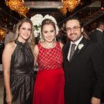 Carolina Sucupira, Carina Romcy E João Paulo Bezerra