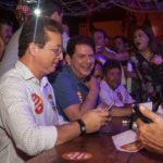 Cid Gomes No Lançamento Do Movimento 12 Brasil No Pirata Bar