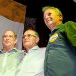 Ciro Gomes, Leônidas Cristino E André Figueiredo