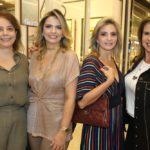 Claudia Gradvohl, Tais Pinto, Michelle Aragão E Alexandra Pinto