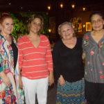 Claudia Rebouças, Rosinha Palhano, Ivone Rebouças E Dulcina Palhano (2)