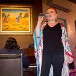 Claudia Rebouças E Itauana Ciribelli No Pipo Restaurante (1)