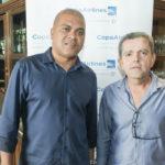 Claudio Santos E Edinisio Fernandes