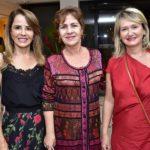 Conceição Barbosa, Lilian Quinderé E Andrea Pontes