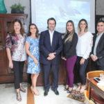 Cristina Witt, Nara Abreu, Emerson Sangalard, Alzira Ribeiro, Mariana Trevizam Gilson Azevedo (1)