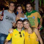 Edmilson Pinheiro, Liana Frota, Bruno Silvio, Dominick Costa E Léa Amaral