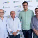 Ednilton Soarez, Edson Sá, Murilo Pascoal E Manuel Linhares (2)