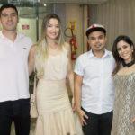 Edson Sales, Melina Goes, Márcio Cid E Luciana Menezes (2)