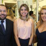 Fabiano Tavora, Marcela Vasconcelos E Leticia Studart