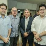 Felipe, Fernando Esteves, Sampaio Filho E Iure Torquato (3)