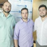 Felipe Olinto, Ricardo Morgentale E Eduardo Silveira (4)