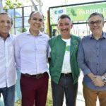 Fernando Bezerra, Francisco Teixeira, Arthur Bruno E Adahil Barreto