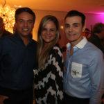 Fernando Novaes, Ana Virginia Furlani E Rodrigo Maia