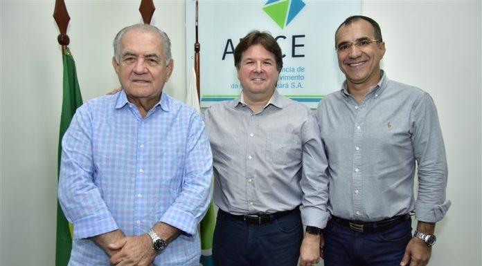 Fernando Ponte, Leiton Monteiro E Eduardo Neves