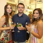 Gabriella Araujo, Francisco Junior E Mikelle Abreu