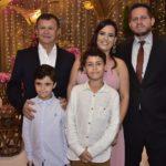 Gilvan, David, Samaris, Felipe E Anastasio Sabino