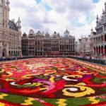 Grand Place Bruxelas Tapete