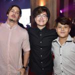 Guilherme, Victor E Gabriel Sabino
