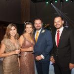 Isabela Faheina, Aline Loiola, Almino Loiola E Thiago Rodrigues_