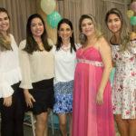 Isabela Pompeu, Iesca Martins, Flávia Lima, Isabela Serpa E Liana Aragão (1)
