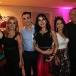 Isabella Fiuza, Leticia Studart, Rodrigo Maia, Zilda Pessoa, Patricia Meyra E Freitas Junior