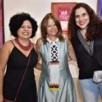 Isauroura Martins, Mariola Landowska E Calu Chaves