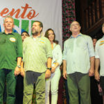 Isolda Cela, André Figueiredo, Marcos Lupi, Giselle Bezerra, Ciro Gomes E Leônidas Cristino_