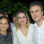Izolda Cela, Onélia E Camilo Santana (4)