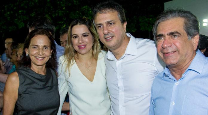 Izolda Cela, Onélia E Camilo Santana, Zezinho Albuquerque (2)