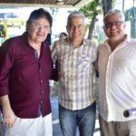 Jacob Otoch, Paulo Cesar Noroões E Márcio Meireles