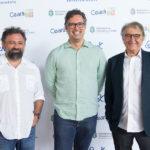Jocélio Leal, Murilo Pascoal E Arialdo Pinho (4)