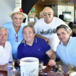 Kalú Brandão, Danilo Cardoso, Francisco Aragão, Claúdio Filomeno E Totonho Laprovitera