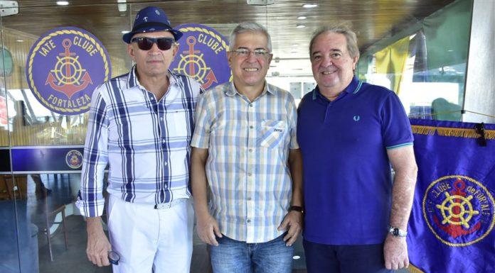 Lícionio Corrêa, Paulo Cesar Norões E Francisco Aragão