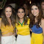 Letícia Castelo, Marcela Abreu E Jéssica Bezerra