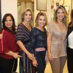 Leticia Studart, Martinha Assunção, Michelle Aragão, Lilian Porto, Tais E Alexandra Pinto