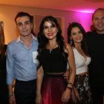 Leticia Studart, Rodrigo Maia, Zilda Pessoa, Patricia Meyra E Freitas Junior