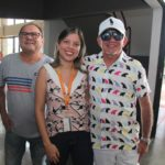 Lourentino Sobrinho, Samia Pontes E Antonio Leneldo