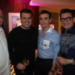 Luciano Cavalcante, Danilo Dias, Rodrigo Maia E Racini Mourão