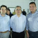 Luis Chaves, Denis Pentes E Régis Rodrigues (2)