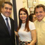 Luis Eduardo Moraes, Lorena Pouchain E Watson Viana