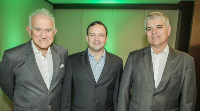 Luis Garcia, Igor Barroso E Luis Alexandre Garcia (2)